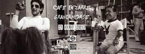 CAFE BIZARRE - banniäre